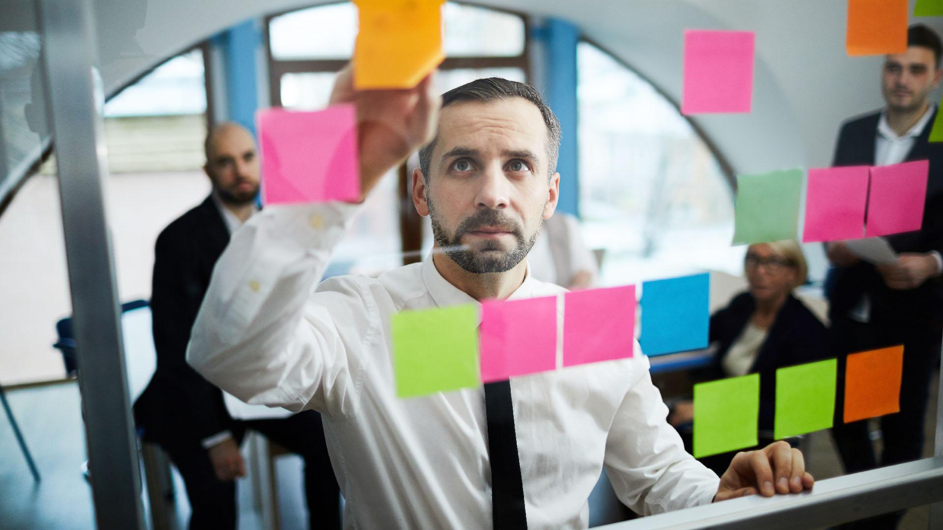 Modelowanie pracy, czyli zmień pracę, którą masz,  wpracę, którą lubisz